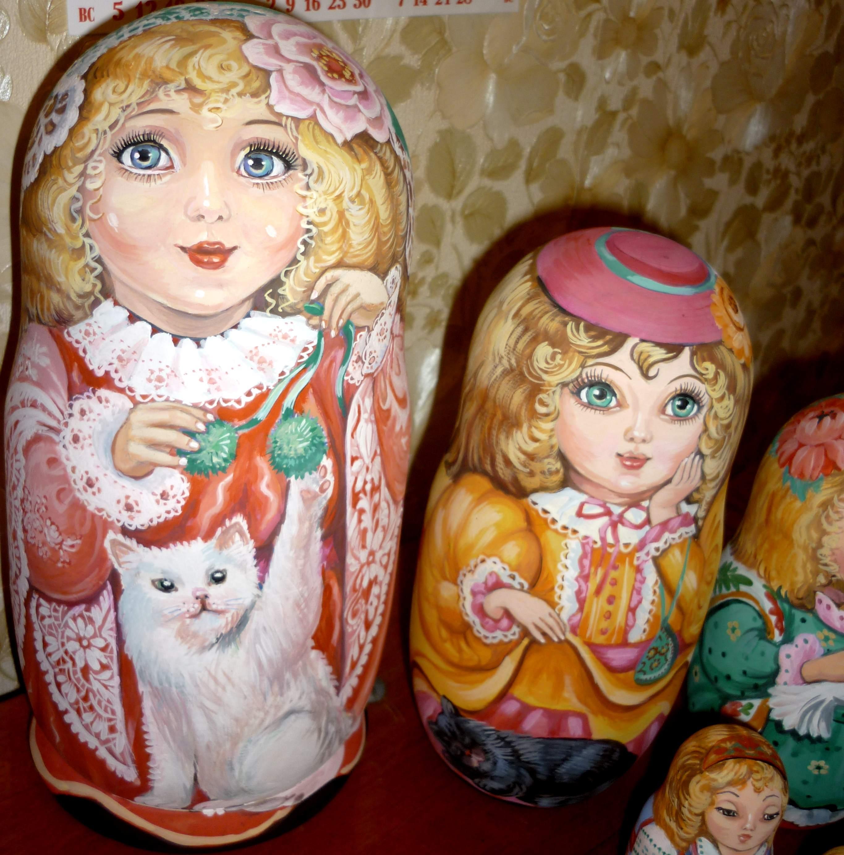 Сувениры в украинском стиле