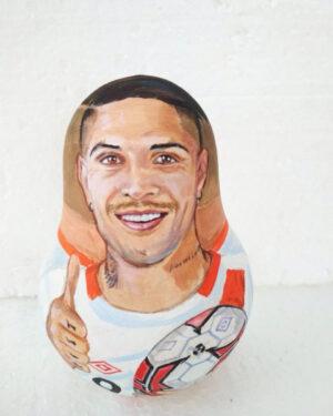 Заказать портрет футболиста, артиста, спортсмена, депутата